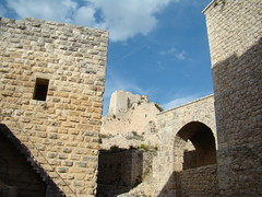 Siria Castillo de Saladino 40 (Rafael Gomez - http://micamara.es) Tags: castle de la citadel unesco viajes syria ciudadela saladino salah castillos siria سوريا syrien syrie humanidad patrimonio saone قلعة صلاح eddin الدين qalat top20castle qalatsalaheldin