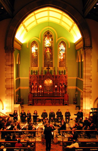 Nashville Early Music Ensemble @ Christ Church