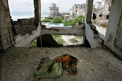 Mogadishu - the city of fear