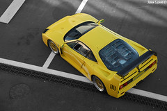 Ferrari F40 (calians.sevan) Tags: world auto new trip light sunset sea urban france color art cars love beautiful car wheel sport race racecar speed canon wow french fun paul photography photo amazing nikon focus europe flickr pretty shoot photographer photoshoot image photos wheels performance dream automotive ferrari spot exotic photograph motor nikkor fabulous rim rims 2008 technique circuit luxury rare 2009 var supercar luxe spotting ricard 2007 racecars vitesse f40 artisitic vehicule castellet carspotting sevan d40 d80 calians