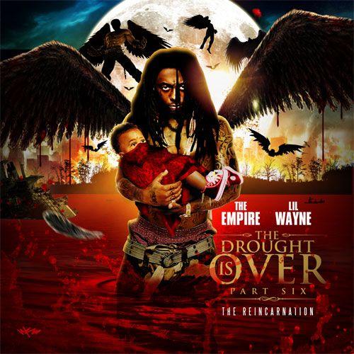 Album Cover Lil Wayne