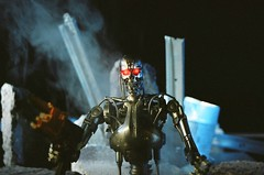 T2 recreation #2 (Kapp2008) Tags: terminator t2 endoskeleton