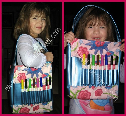 Crayon bag collage 1