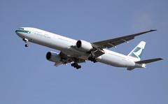 Cathay Pacific Airways Boeing 777-367/ER - B-K...