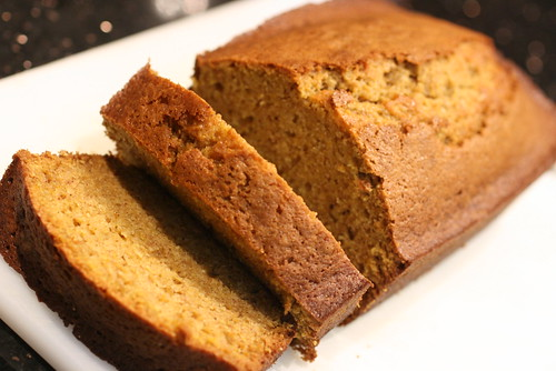 Butternut Squash Bread 2