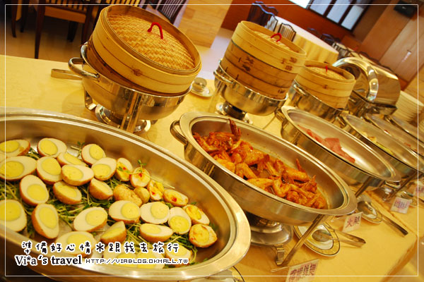 【谷關溫泉】惠來谷關溫泉會館-早餐篇