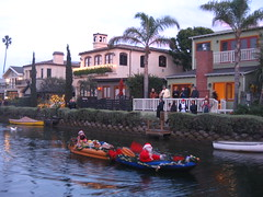 Venice Canals Boat Parade, 2008