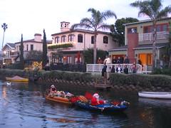 Venice Canals Boat Parade, 2008