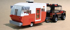 Shasta Teardrop Travel Trailer