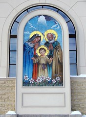 The holy family (Will S.) Tags: ontario canada church churches christian christianity mypics coptic richmondhill copticorthodox easternorthodoxy copticorthodoxchurch stmarystjosephcopticorthodoxchurch