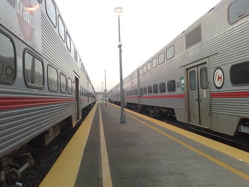 Caltrain to Palo Alto