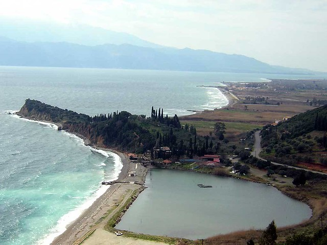 Στερεά Ελλάδα - Φωκίδα - Δήμος Ευπαλίου Μοναστηράκι Φωκίδας