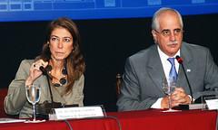 De Vido y Giorgi alentaron a impulsar las exportaciones