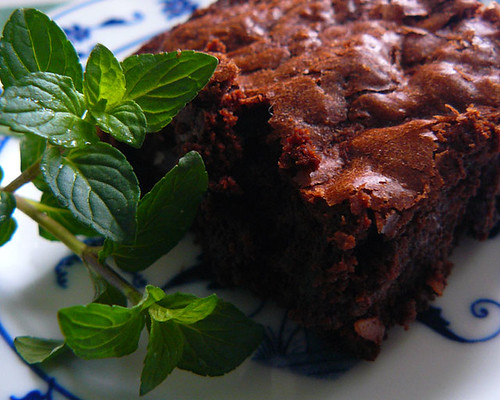 brownie mint