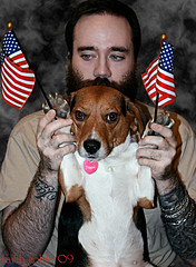 Have a Great 4th of July . . . (faith goble) Tags: red usa man art love beagle tattoo america puppy beard artist glare photographer song kentucky ky flag smoke faith country dream wave americanflag patriotic greeneyes larry creativecommons poet writer rockets browneyes 4thofjuly veteran independenceday redwhiteandblue americathebeautiful bowlinggreen starspangledbanner julyfourth 2012 allamerican goble firsthand colorphotoaward thesuperbmasterpiece faithgoble patrickgoble gographix heritage2011 faithgobleart thisisky