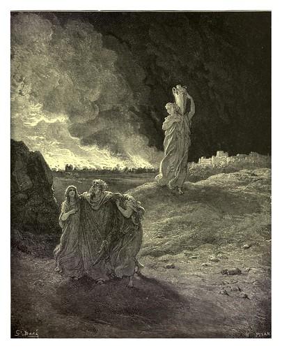 017- La destruccion de Sodoma-Gustave Doré