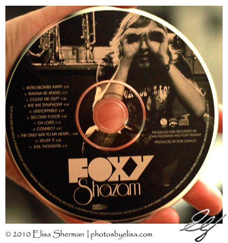 Foxy Shazam - CD by Elisa Sherman | photosbyelisa.com