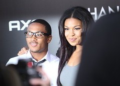Jordin Sparks and Romeo Miller (kjdrill) Tags: california justin usa mike zach movie ed paul losangeles tyson ken bradley hollywood cooper premiere blvd helms giamatti 1596 bartha jeong galifiankis hangoverpart2 monkeythailandfilmcomedyfunny