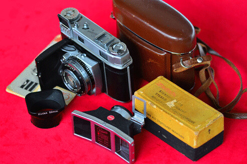kodak retina 3c by phollectormo