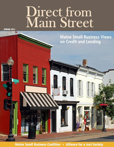 Direct from Main Street: Maine Small Business Views on Credit and Lending