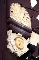 (:Linda:) Tags: face angel germany town thuringia seashell engel peelingpaint halftimbered fachwerk timberframing heldburg unterland peoplemadeofwood