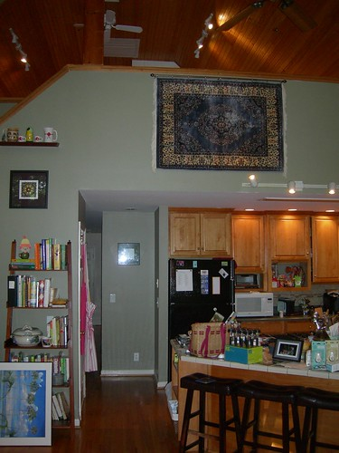 Above the Kitchen