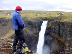 Tvr bunur... (SteinarSig) Tags: pee waterfall iceland urine sig steinar icelandic hifoss fbsr sigursson sigurdsson steinarsigursson steinarsig