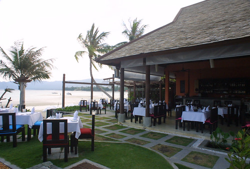 サムイ島-Baan Haad Ngam Boutique Resort-Restaurant0008