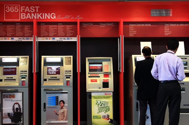 Fast Banking @ KLIA