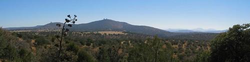 McDonald Observatory in Jeff Davis County, Texas, USA