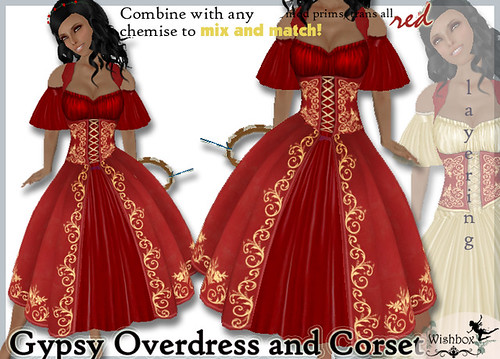 Overdressred copy
