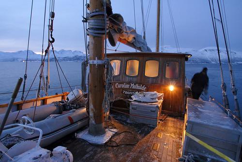 Norvège 2008 - Carolin Mathilde - Tromso