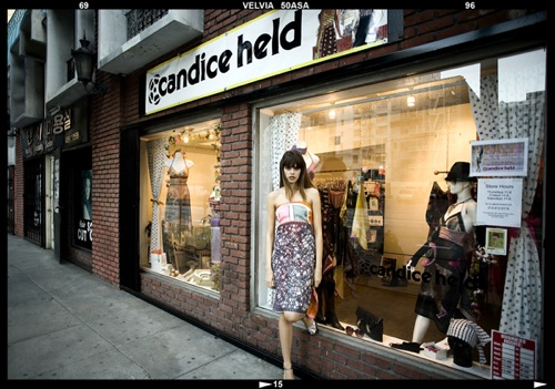 Candice Held Storefront