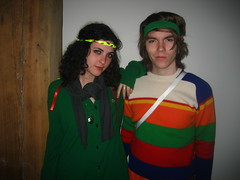 Yelle and Kevin (nickgraywfu) Tags: friends kevincrowe
