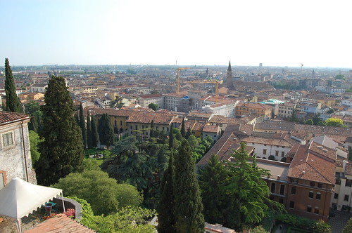 Verona from church