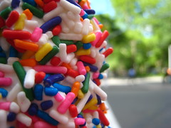 mr softie in washington square (mintyfreshflavor) Tags: food newyork explore sprinkles washingtonsquare mrsoftie explore19 exploretop100