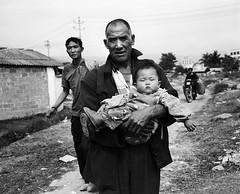 Ruili-Burma China border. (mexadrian) Tags: china 120 burma trix border myanmar 6x7 67 plaubel makina ruili