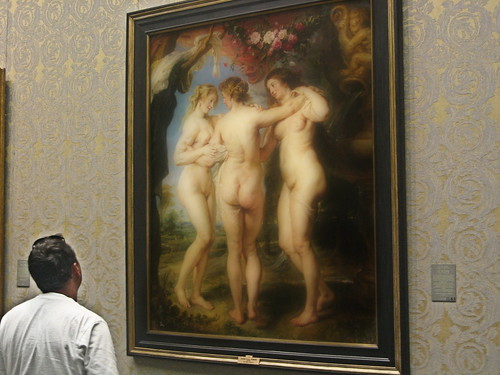 Cuadros en El Prado