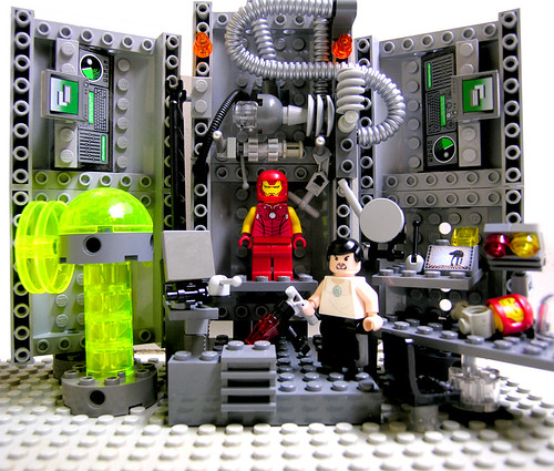 Ironman's Lab