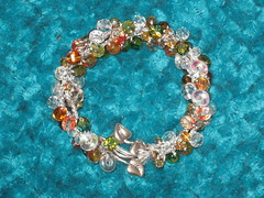 Fire Polish Crystal bracelet