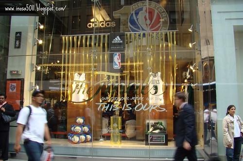 第五大道-NBA STORE