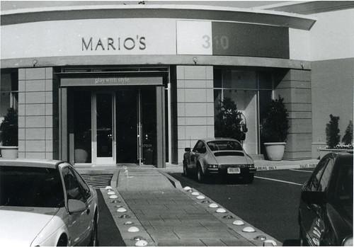 Reportage (Entrance to Mario 310)
