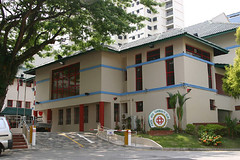 Kreta Ayer Community Club building : exterior (PicturesSG) Tags: community singapore kreta snap ayer associations nlb architectureandlandscape singaporepictures buildingtypes publicbuildingsorganisations 72dpijpegonly
