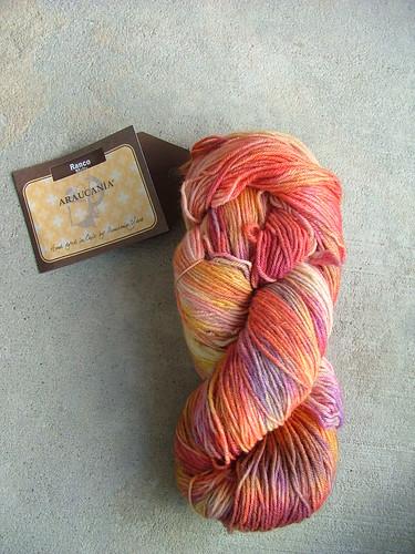 Araucania Ranco Multy Sock Yarn