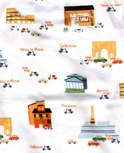 Gymboree Fabric