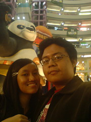 In front of Gigantic Po