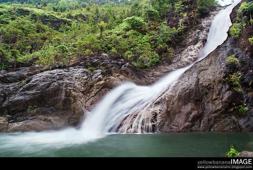 Berkelah  waterfall 10
