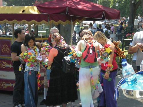 rave day at disneyland