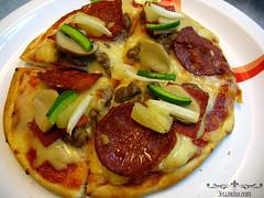 Graceland pizza in Legaspi, Albay