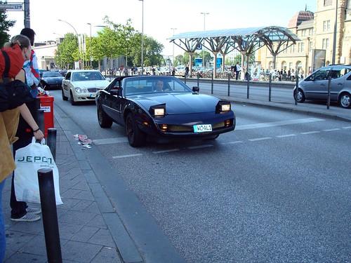 Hamburg ambiente 3 Coche fantástico